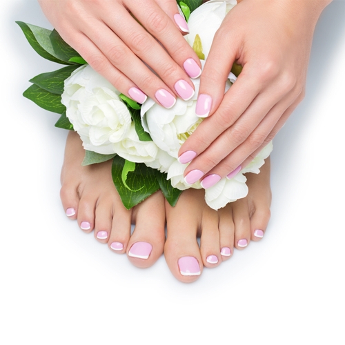 PACKAGE PEDI AND MANI